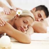 Сертифікат Розслабляючий масаж для двох (90хв)