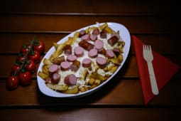 All in poutine Large