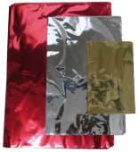 Emb.C/50 Bol.Metalizadas 15X25 Ouro 01