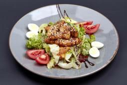 Салат з куркою Теріякі (250г)