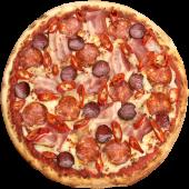 Pizza Trenta Ultra Piccante Ø 24cm