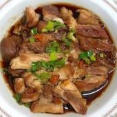 0120. Pollo Arrosto con Salsa di Soia
