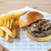Coco Chanel burger