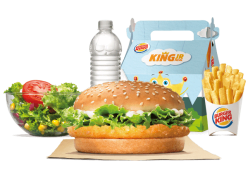 King Jr. Meal™ - Chicken Burger