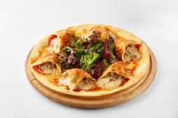 Піца Кальцоне з телятиною (500г)