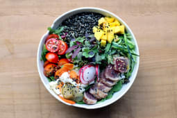 Bowl de tuna (sin gluten)