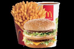 Menu Big Mac