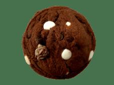 Triple Chocolate Chip Cookie