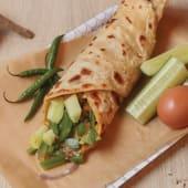 The Masala Egg Roll