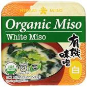 Pasta de miso orgânico 500g