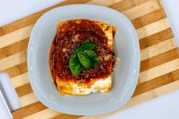 Lasagna al Parmigiano Reggiano