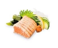 Tataki saumon (7 pièces)