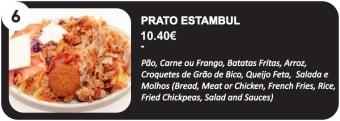 Prato Estambul
