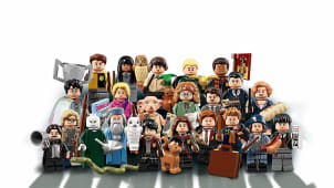 Minifigures Harry Potter e Animali fant