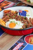 Huevos Rotos con Kangaroo