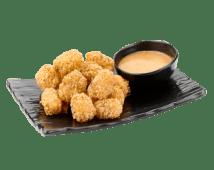 Сыр фри в мендальных хлопьях (310/50г)