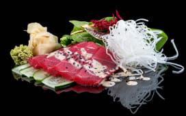 Сашимі-тунець (180г)