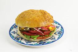 Hamburger Pui