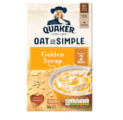 Quaker Oat So Simple Golden Syrup (360g)