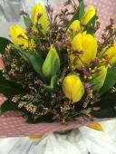 Ramo Tulipanes Vida