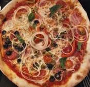 Pizza Harrison