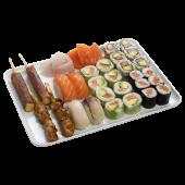 Menu sushi bâ
