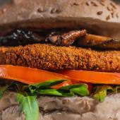 Hambúrguer Vegetariano Seitan
