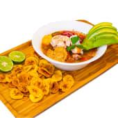 Ceviche de Jipijapa