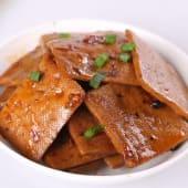 Тофу в остром маринаде
