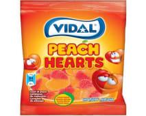 Gomas Peach Vidal 100g