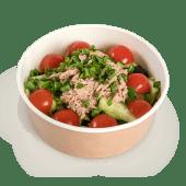 Salata de paste orzo cu ton