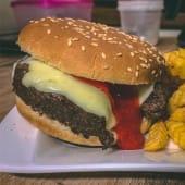 Messy Burger Meniu