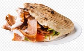Pileći kebab u tortilji