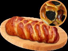 Пиріг з маковою начинкою (200г)