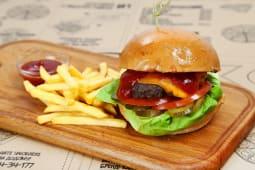 Чізбургер (300/75/30г)
