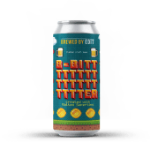 Birra 8-Bitter 40 cl