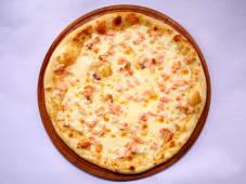 """Пицца """"Суприм  с лососем"""""""