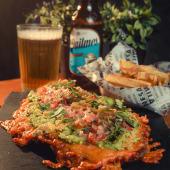 Milanesa Mexicana (Pequeña)