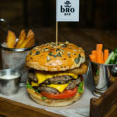 BIG BRO burger (820г)