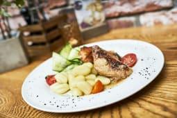 Kurczak saltimbocca