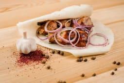Шашлик зі свинини  (150/50/25г)