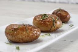Patatas a la brasa (2 por ración)