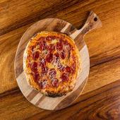 Pizza Peperoni (4 porciones)