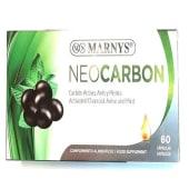 Neocarbón Marnys (60 cápsulas)