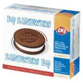 Caja de Dairy Queen sándwich (6 uds.)