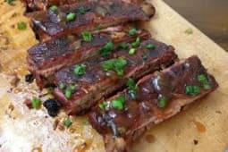 BBQ Jerk Pork Ribs