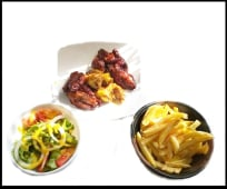 Promo Wings Flavors