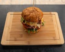 Burger vege 450g