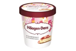 Häggen Dazs CheeseCake (460 ml.)