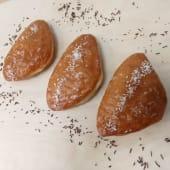 Три пончики рафаело